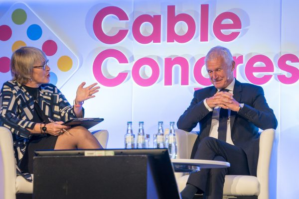 Cable Congress 2019 in Berlin. Photo date: Thursday, November 14, 2019. Photo: Richard Gray
