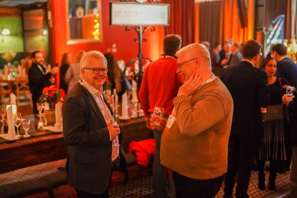 Cable Congress 2019 in Berlin. Photo date: Wednesday, November 13, 2019. Photo: Richard Gray